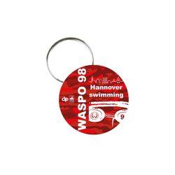 WASPO 98 - Key ring