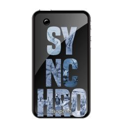 Handyhülle-Sync text