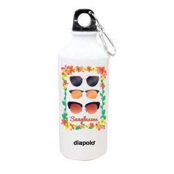 Kürbisflasche-Sunglasses