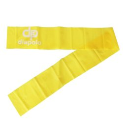 Gummiseil-gelb