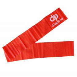 Erősítő gumiszalag piros