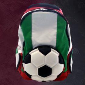 Rucksack mit Ballhalter