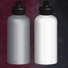 Flasche mit einzigartigen Design
