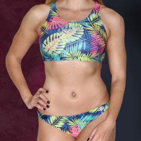 Bikini mit dicken Träger