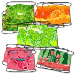 GESICHTMASKE-Fruit-PACK
